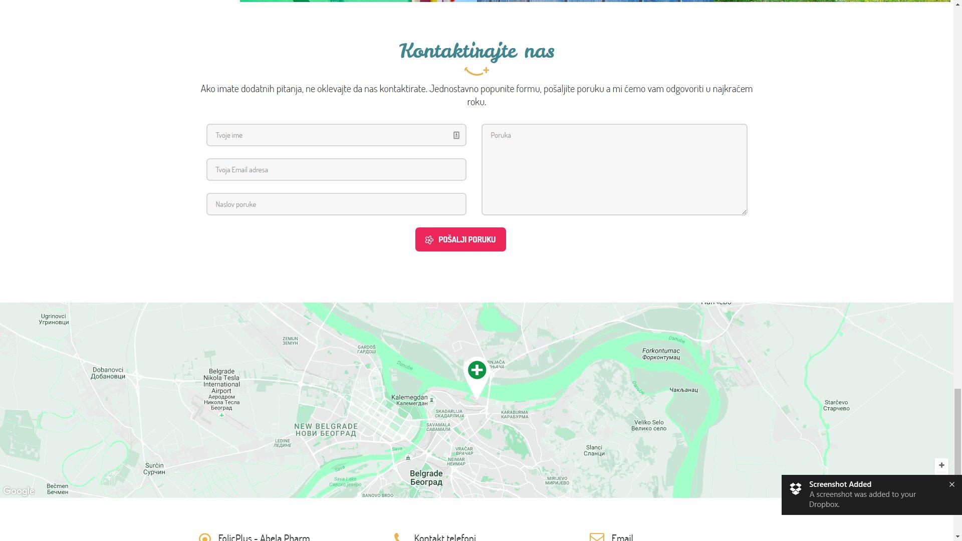 Folic Plus website - ss4