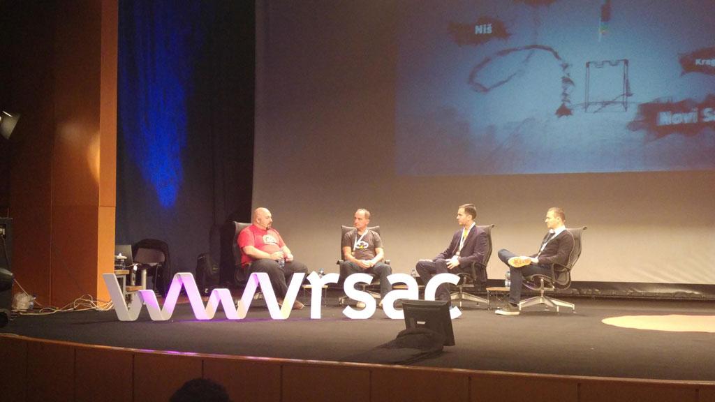 wwvrsac keynote - panel diskusija