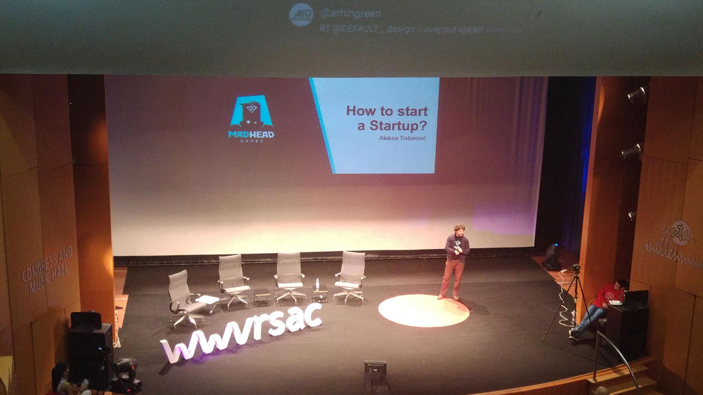 wwvrsac - StartUp